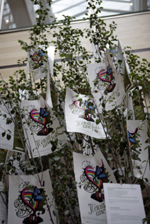 arbre à contes exposition